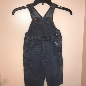 Levi's Overalls Size 18 months